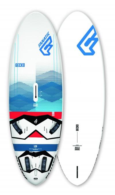 Fanatic Gecko HRS 133 (2018) használt windsurf deszka WINDSURF DESZKA