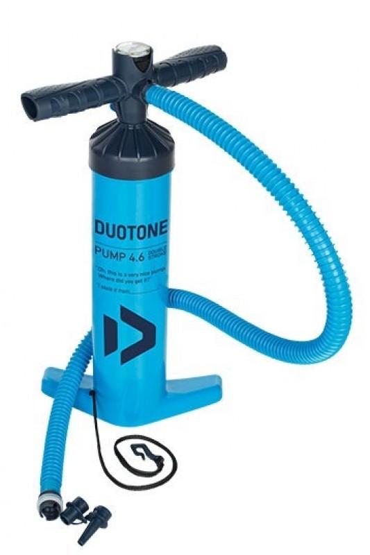 Duotone Kite Pump Blue (L) KITE TARTOZÉKOK