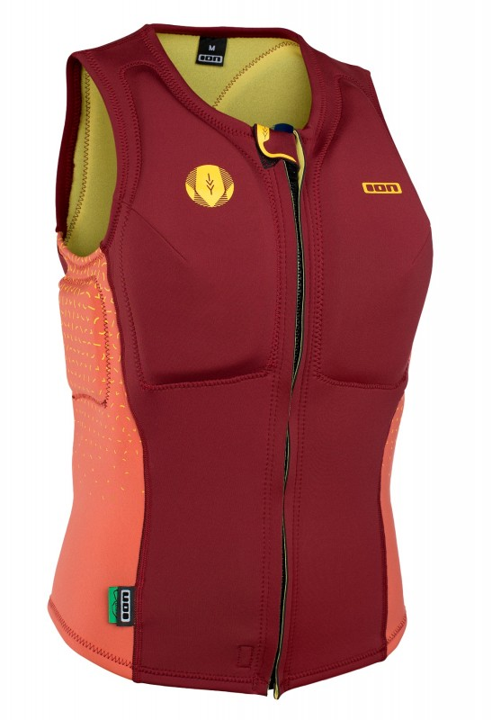 ION Ivy Vest Women Red  MELLÉNY