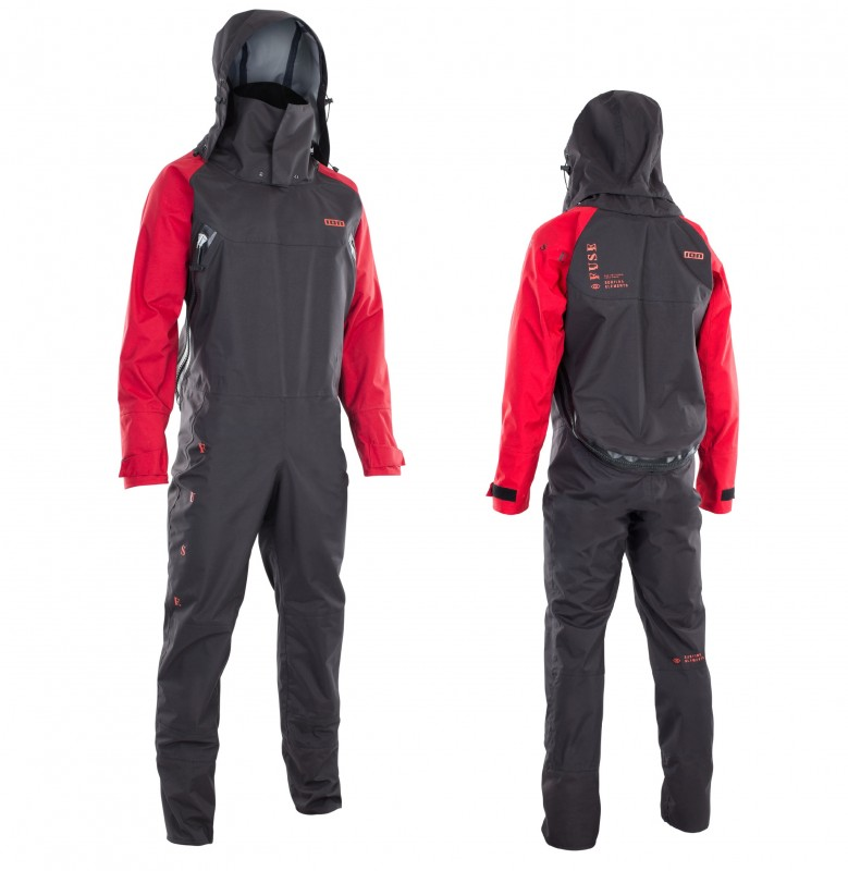 ION Fuse Lightweight Drysuit (2021) SZÖRFRUHA