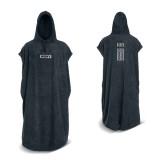 ION Poncho Core Black (2021) átöltöző ruha