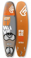 Fanatic Freewave STB TE 95 (2017) windsurf deszka