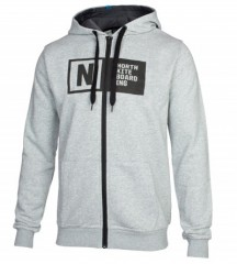 North Kite Zip Hoody Team (2018) pulóver