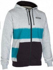 ION Zip Hoody Cloudbreak Grey Melange (2018) pulóver