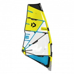 Duotone Super Hero 5.0 (2019) windsurf vitorla